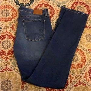 Lucky Jeans Size 6 Straight Cut
